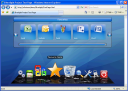 Web Interface powered by Silverlight